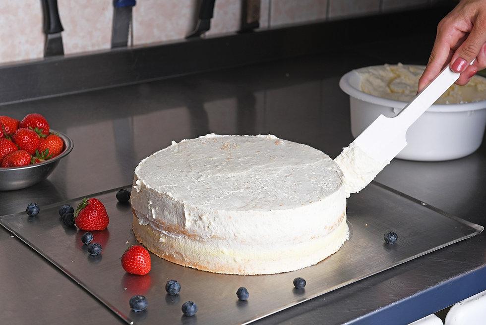 Ruční výroba dortů