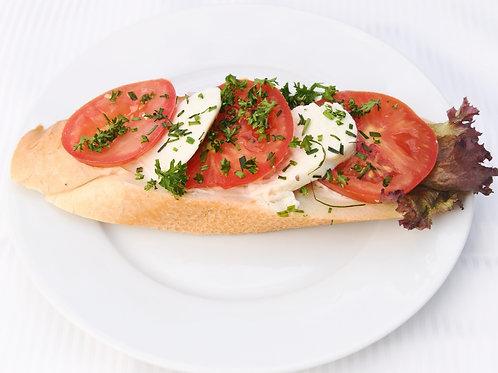 Mozzarellový chlebíček