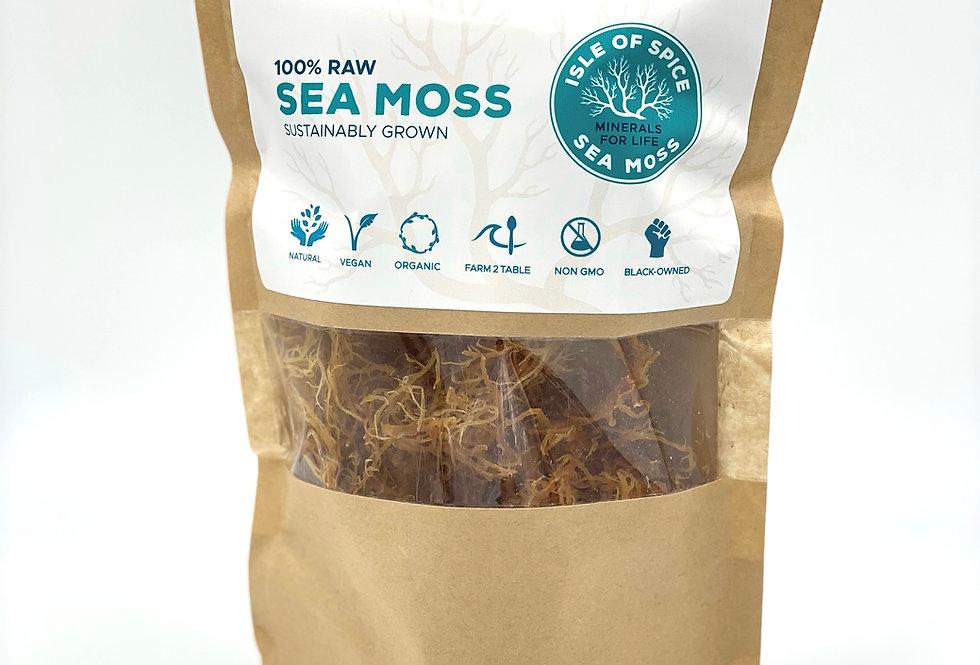 Raw Sea Moss (4 Oz)