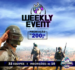 PGS WEEKLY EVENT