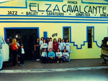 [História] Núcleo de Artes Elza Cavalcante - Como tudo começou?