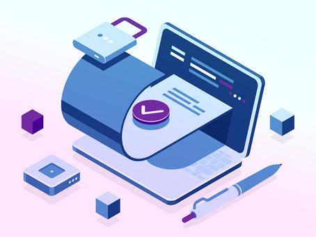 Uso de assinaturas digitais em contratos de financiamento e sua validade jurídica.