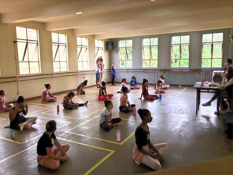 [Bolsa de Estudos] Confira os APROVADOS para as Bolsas de Estudos de Ballet 2021