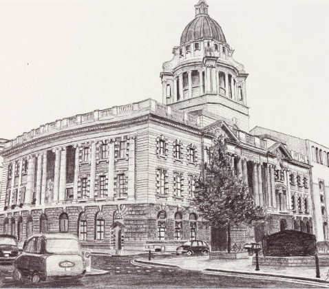 Old Bailey, City of London