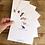 Thumbnail: Sealife Luxury Personalised notecards