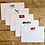 Thumbnail: Transport luxury personalised note cards