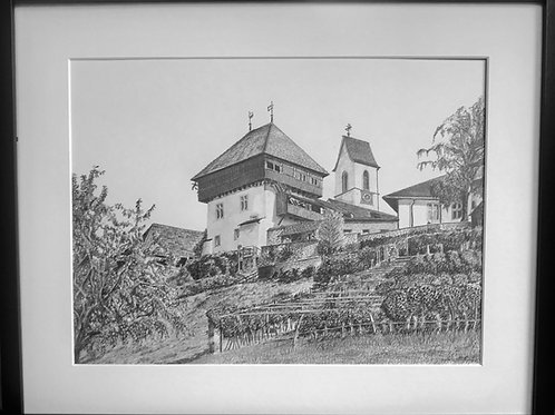 A bespoke Church or Home Portrait
