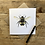 Thumbnail: Greeting card: The beauty of bees