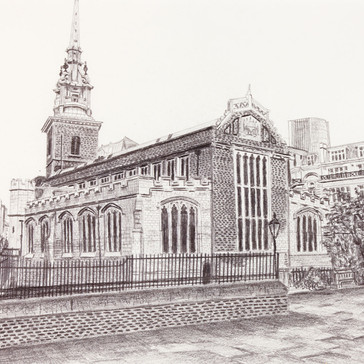All Hallows by the Tower, City of London