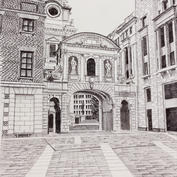 Temple Bar, Paternoster Sq, City of London