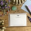 Thumbnail: Dragonfly luxury personalised notecards