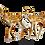 Thumbnail: Personalised deer family portrait