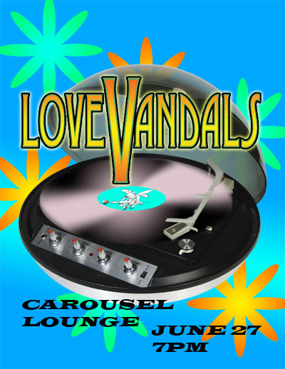 LoveVandals Carousel Lounge