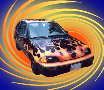 Flamed Geo