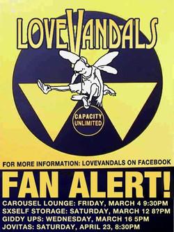 Fan Alert