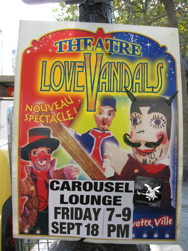 Theatre LoveVandals