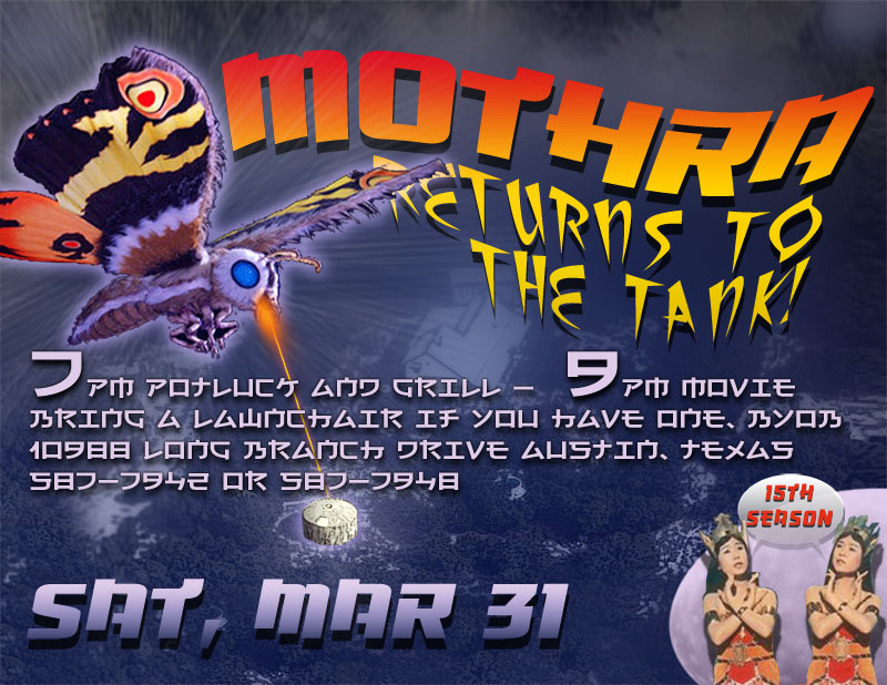 Mothra Returns
