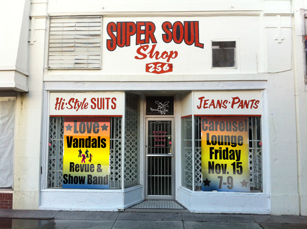 Super Soul Shop Flyer
