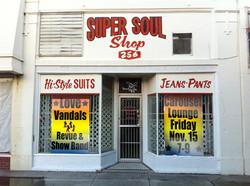 Super Soul Shop Flyer