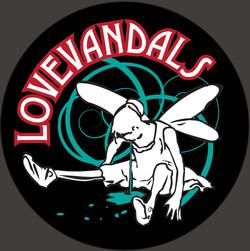 LoveVandals Logo and Sticker