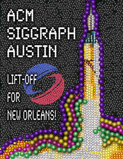 Lift off Siggraph Poster