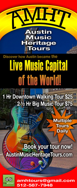 Austin Music Heritage Tours