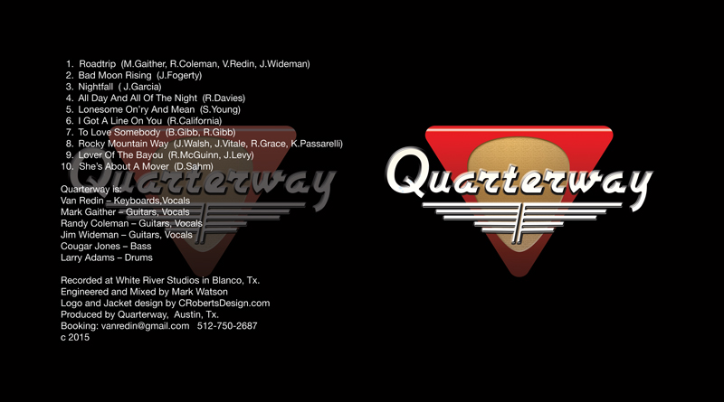 Quarterway CD