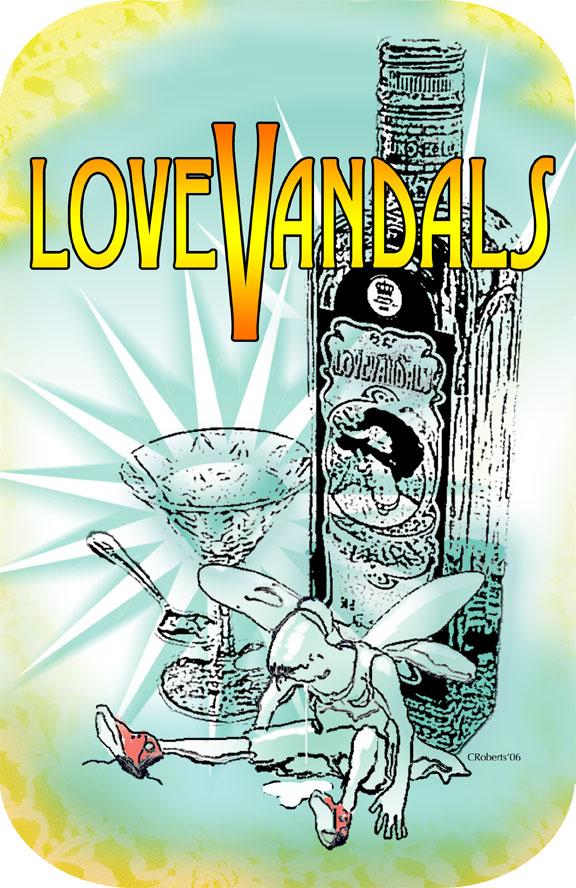 LoveVandals Absinthe Fairy