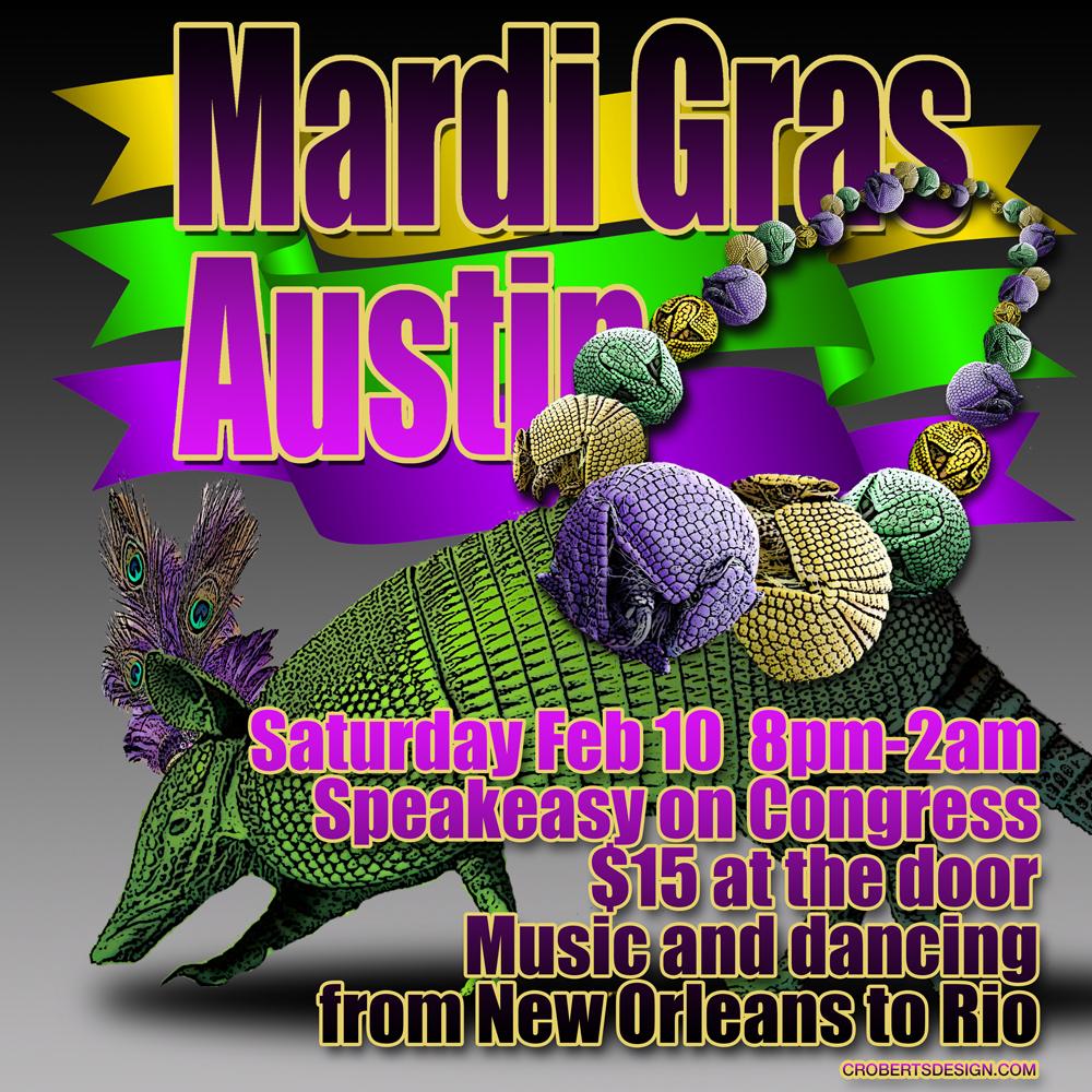 Mardi Gras Austin 2018