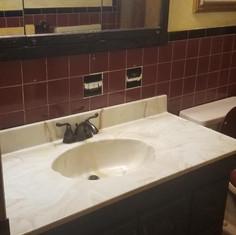 Bathroom Before - Valley Stream, NY