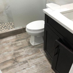 Bathroom After - Hempstead