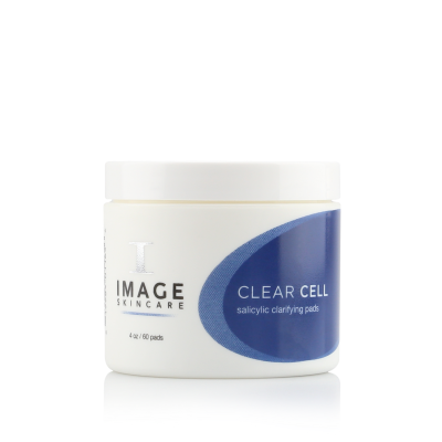 CLEAR CELL salicylic clarifying pads 60 pads