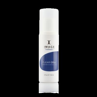 CLEAR CELL medicated acne facial scrub 4 oz