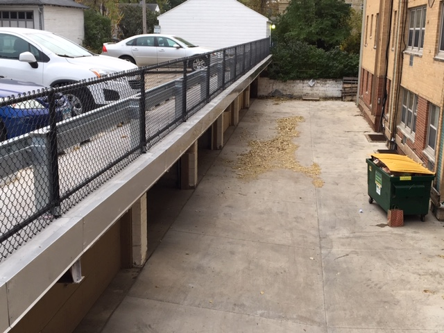 fixed fencing