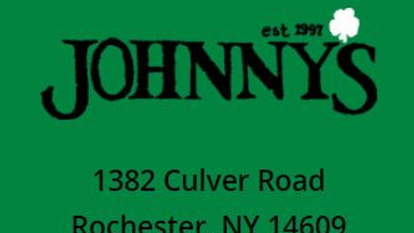 Johnny's $15 Gift Card