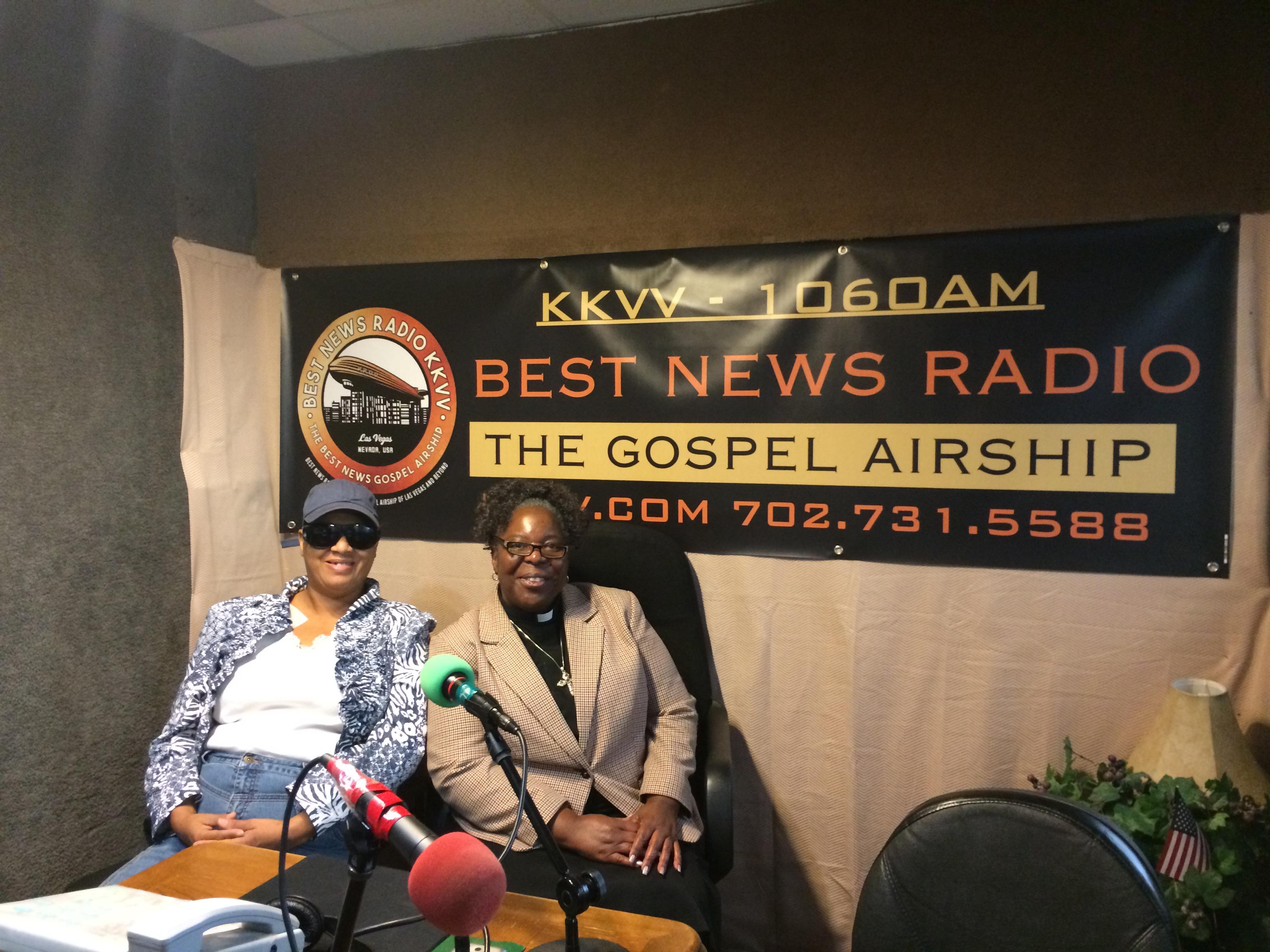 Pastor Cheryl James
