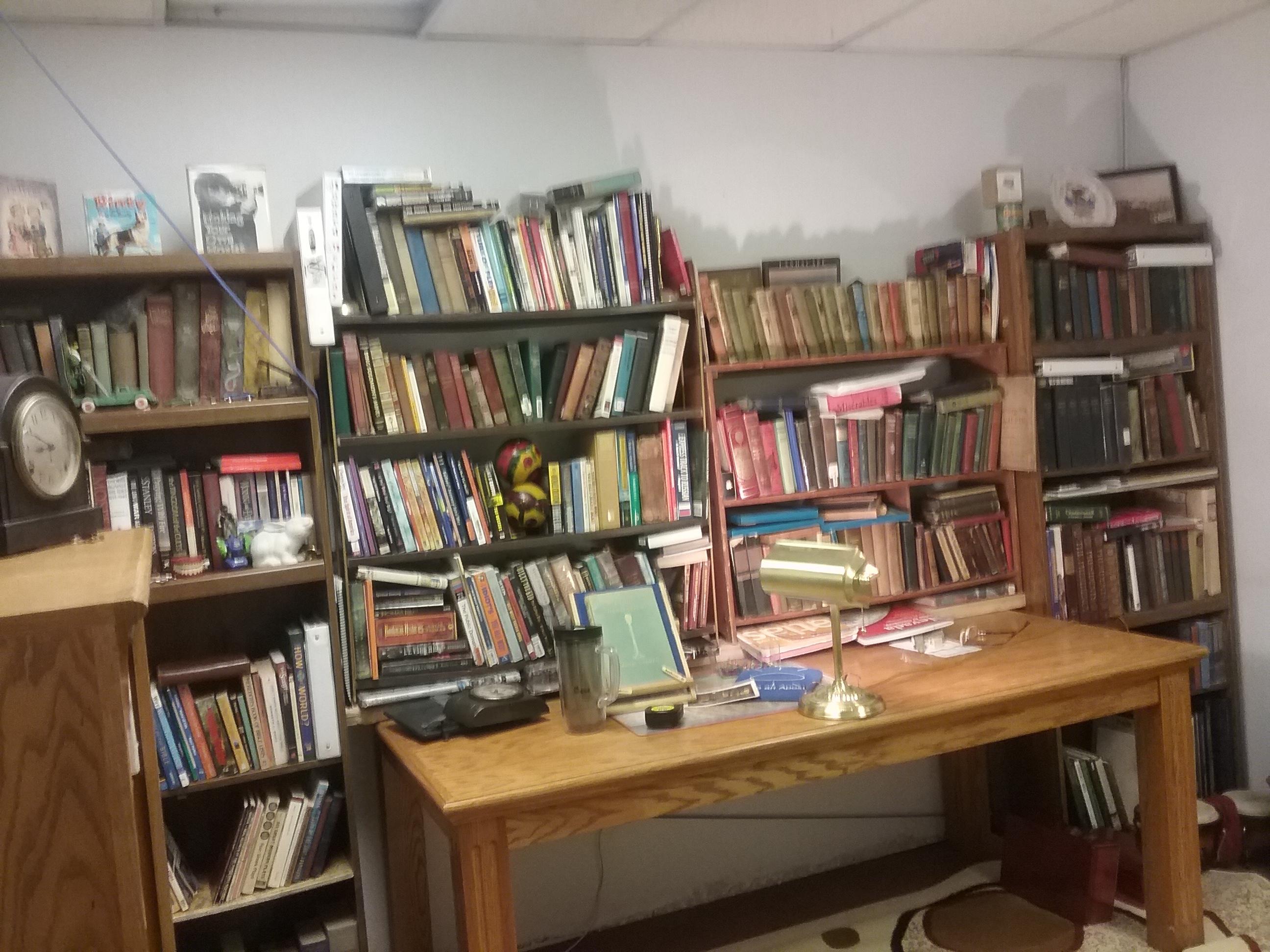 KKVV - F Ed Knutson Library