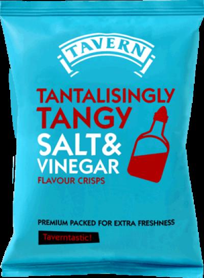 Salt & Vinegar Tavern Crisps