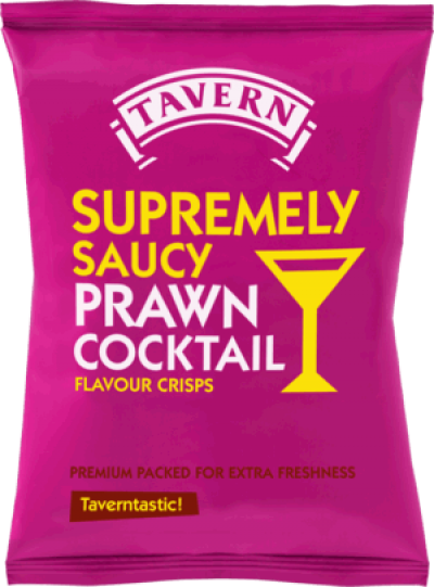 Prawn Cocktail Tavern Crisps