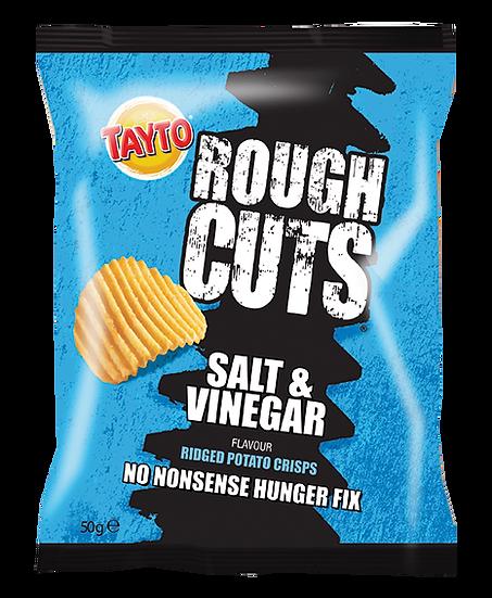 Salt & Vinegar Rough Cuts Crisps