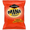 Minin Cheddars Red LeiceSter