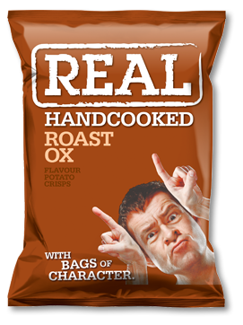 Roast OX Real Crisps