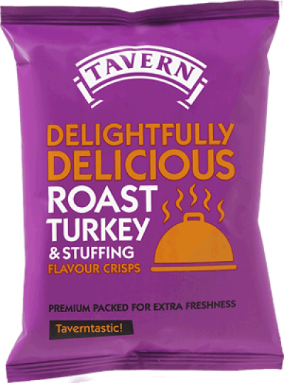 Turkey & Stuffing  Tavern Crisps