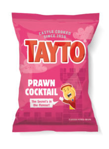 Prawn Cocktail Tayto Crisps