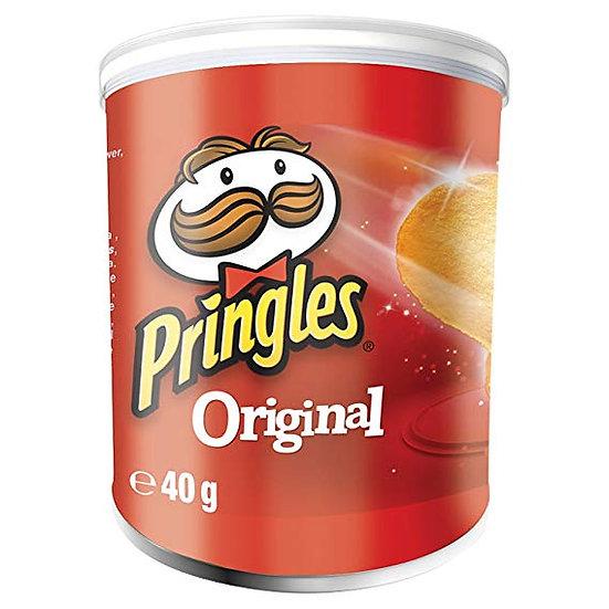 Pringles Original Potatoe Snack