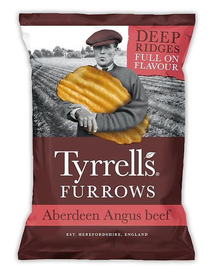 Aberdeen Angus Tyrrells Crisps