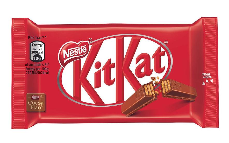 Kit - Kat 4 Fingers