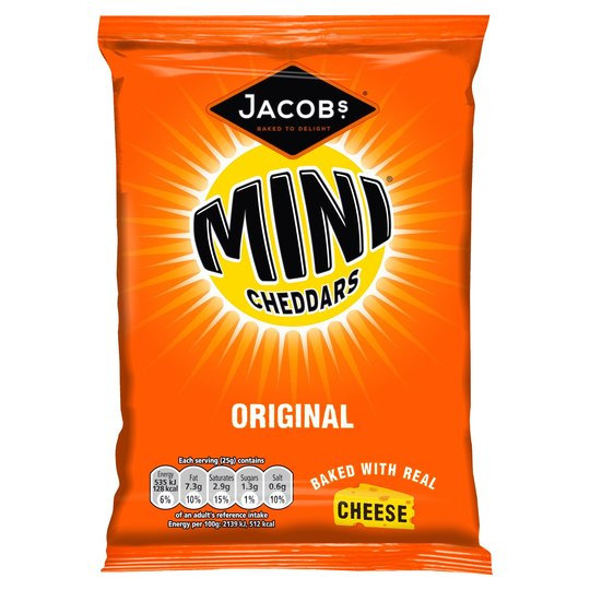 Mini Cheddars Original Cheese