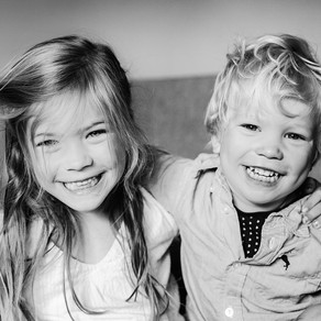Familie fotoshoot Badhoevedorp thuis