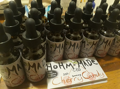 Cherry Candy 3000mg (1oz)